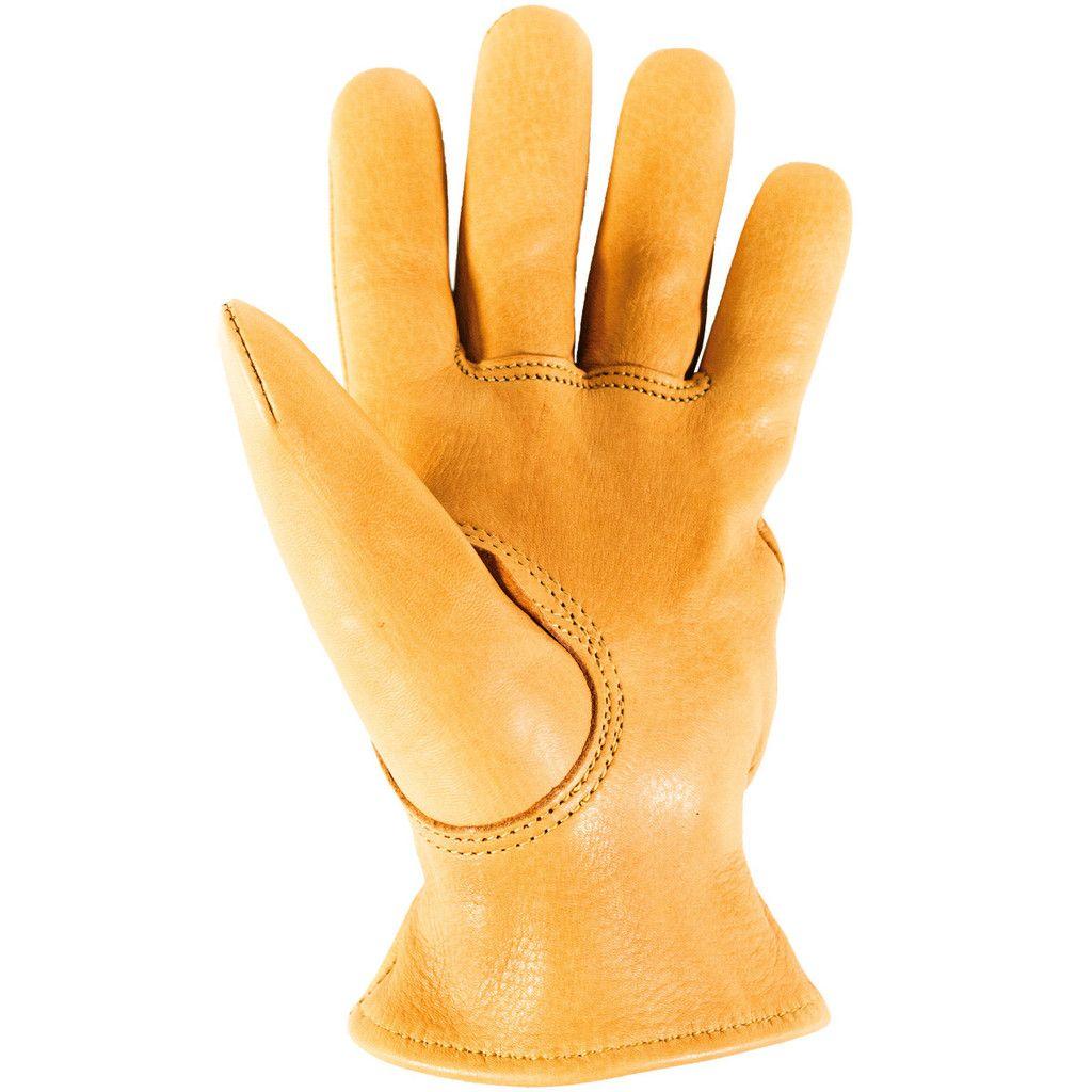 Deerskin Long Glove Natural Long gloves, Gloves