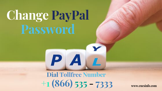 How Do I Change My Paypal Password Without Phone Number Phone