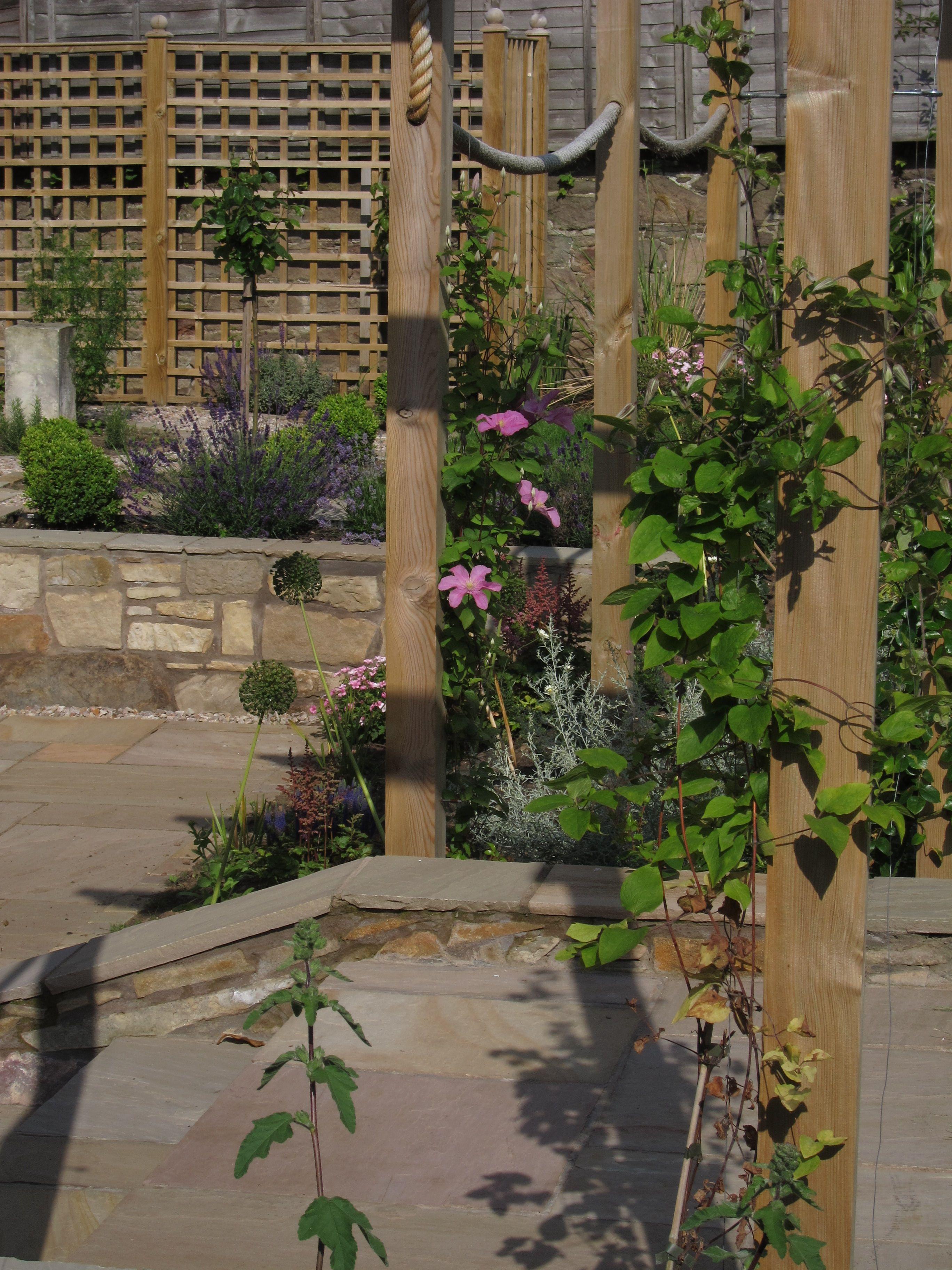 North Berwick garden by Goose Green Design | Gardens by Goose Green ...