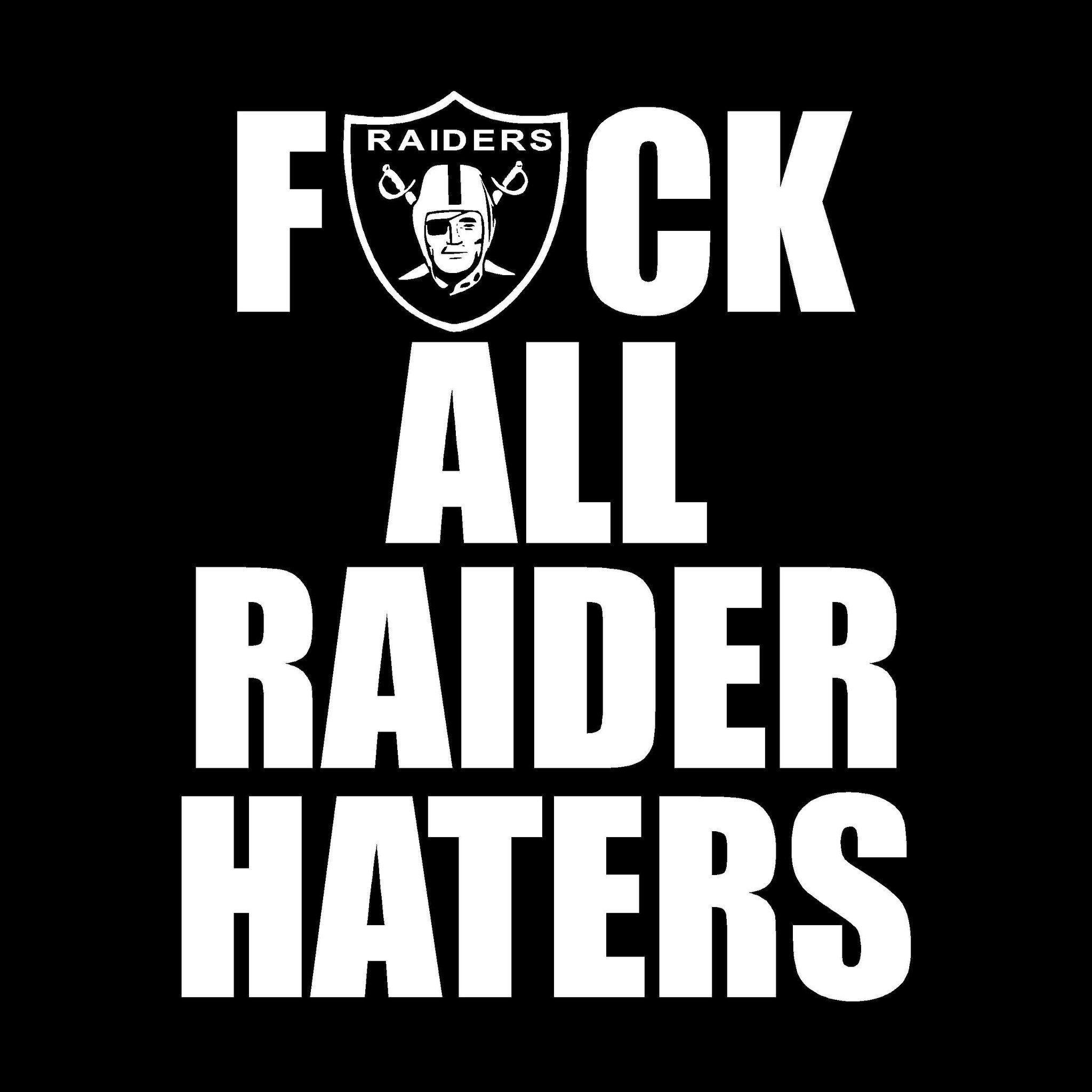Raiders Haters