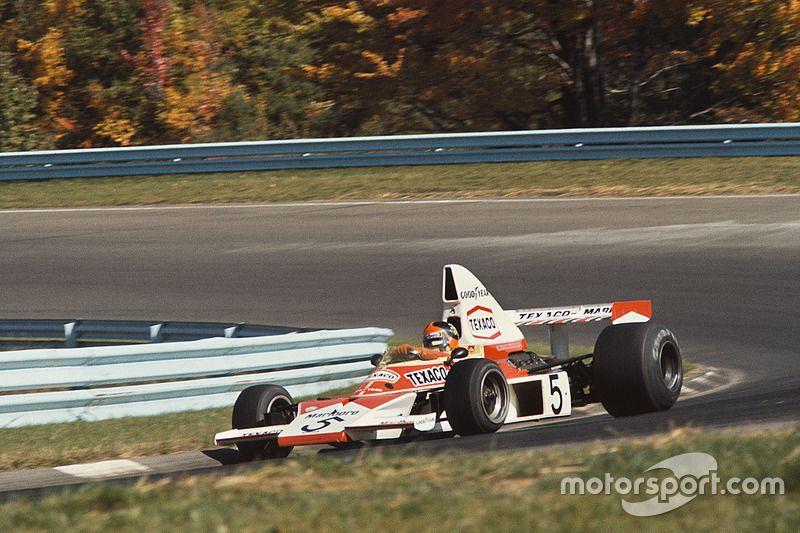 Emerson Fittipaldi, McLaren M23 Autók