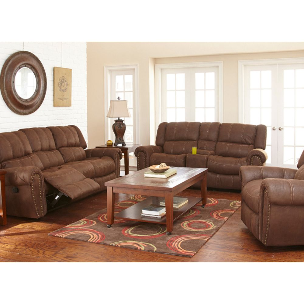 Visit Conn's HomePlus to shop our Living Room Furniture including our  Carrera Living Room - Reclining Sofa & Loveseat Apply for our YES MONEY®  credit and ... - Carrera Living Room - Sofa, Loveseat & Recliner (XW9507) : Sofas