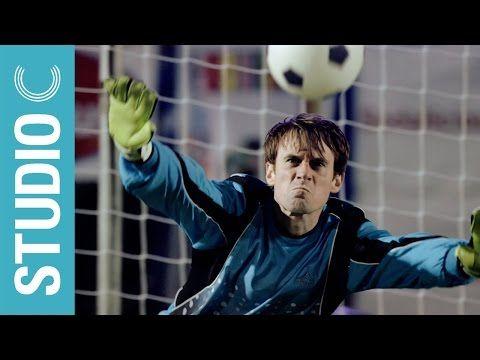 Top Soccer Shootout Ever - Studio C - YouTube