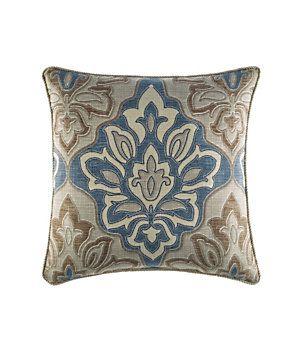Croscill Captain S Quarters 18x18 Square Pillow Dillard S Mobile Throw Pillows Pillows Square Throw Pillow