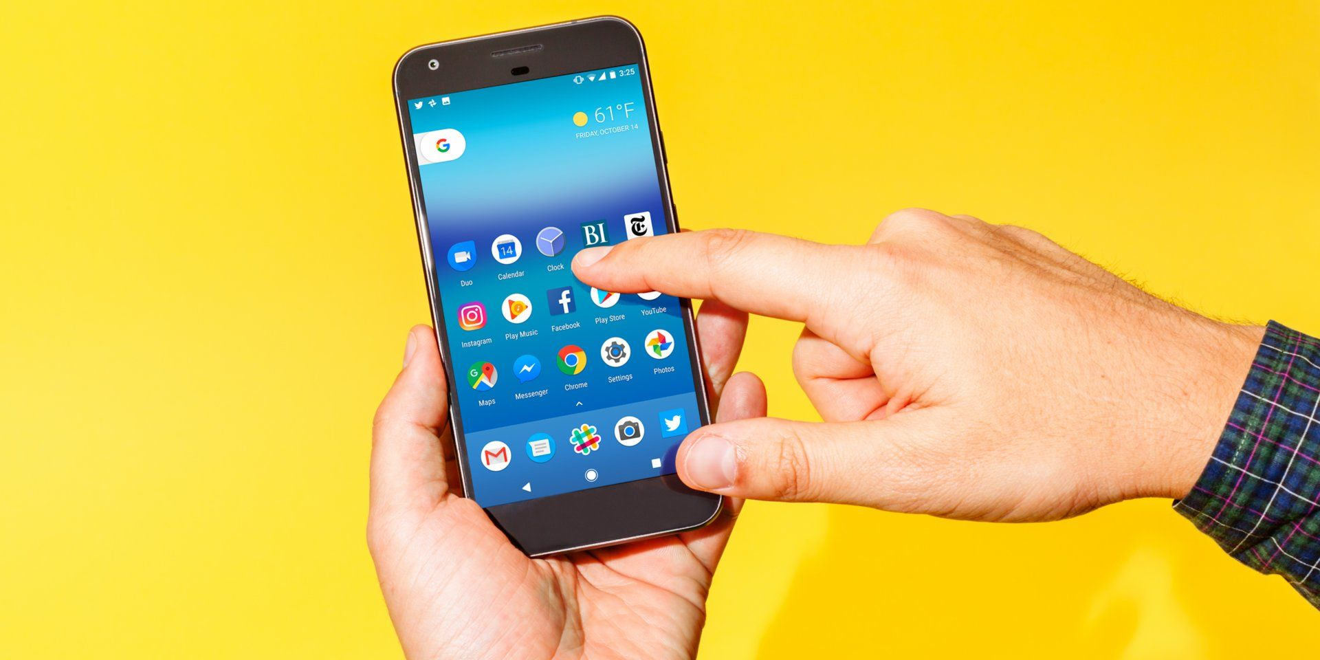 How to backup your Android phone's contacts to Google, and