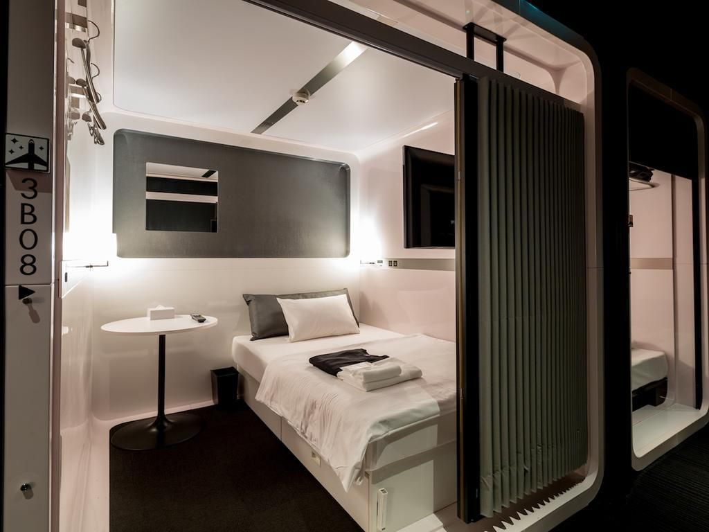 10 Best Capsule Hotels In And Near Roppongi Tokyo in 2019