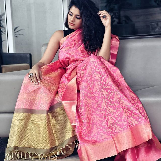 3f24d44ab8 3 Saree Brands You Need To Know If You Love Handloom Sarees • Keep Me  Stylish