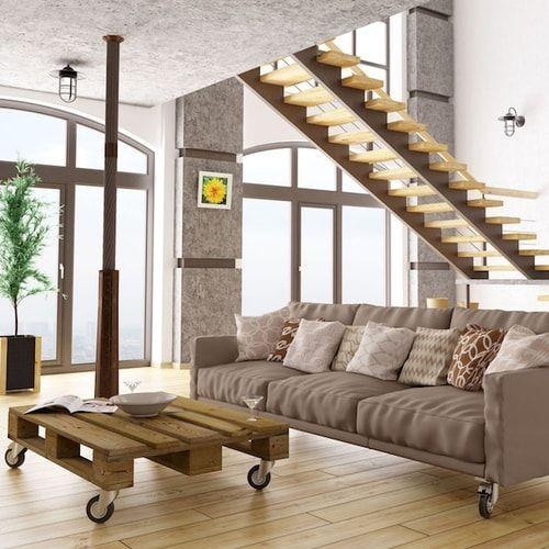 mobili con pallet: l'arredamento design   casa fai da te - diy and ... - Casa Diy Arredamento Pinterest