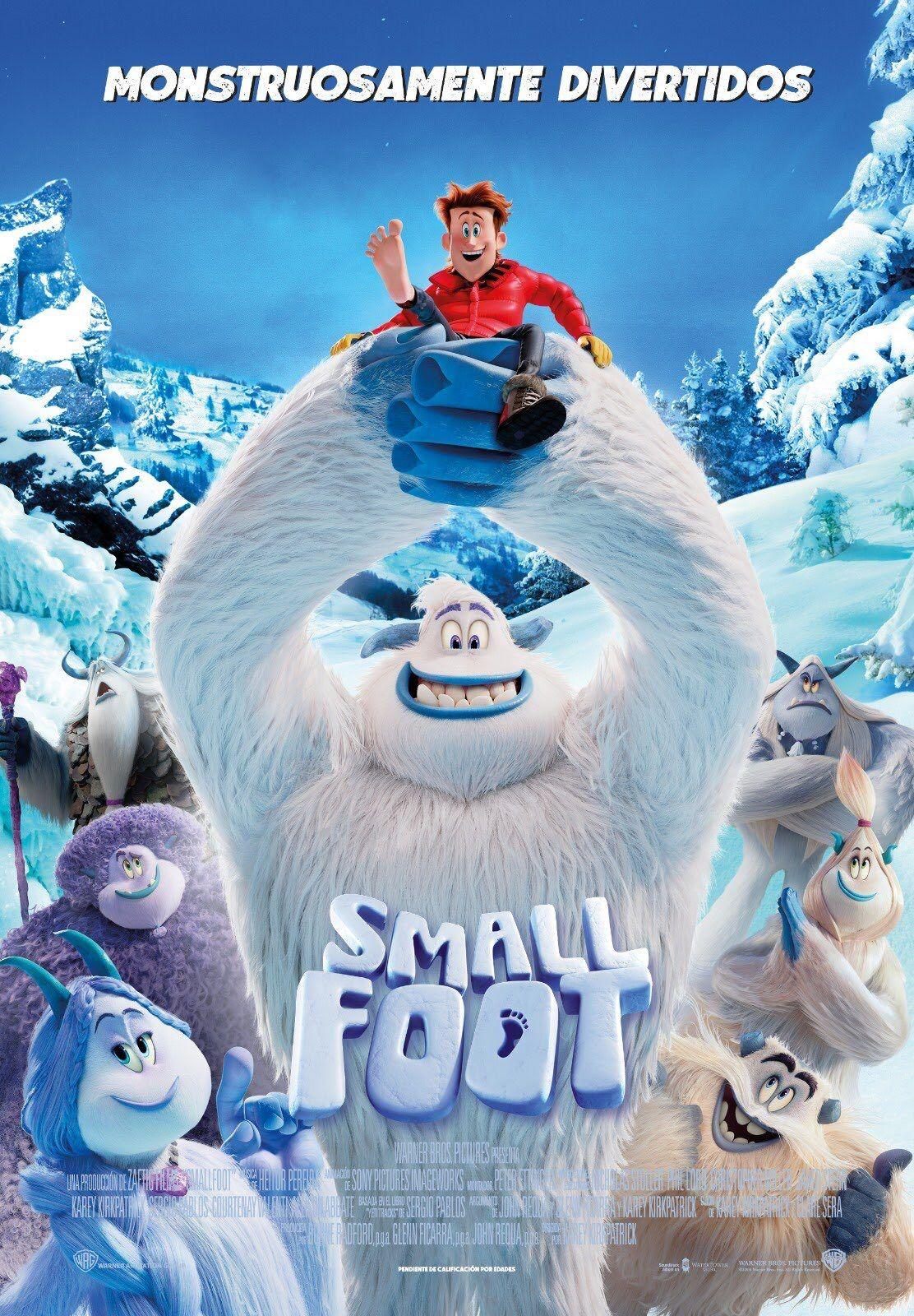 Smallfoot Filmes Online Gratis Web Serie