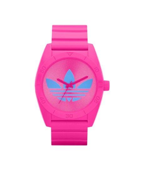 294dbf103cb Relógio Adidas Feminino Rosa - ADH2701 Z Mais