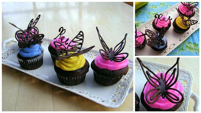 easy way to make chocolate cupcakes