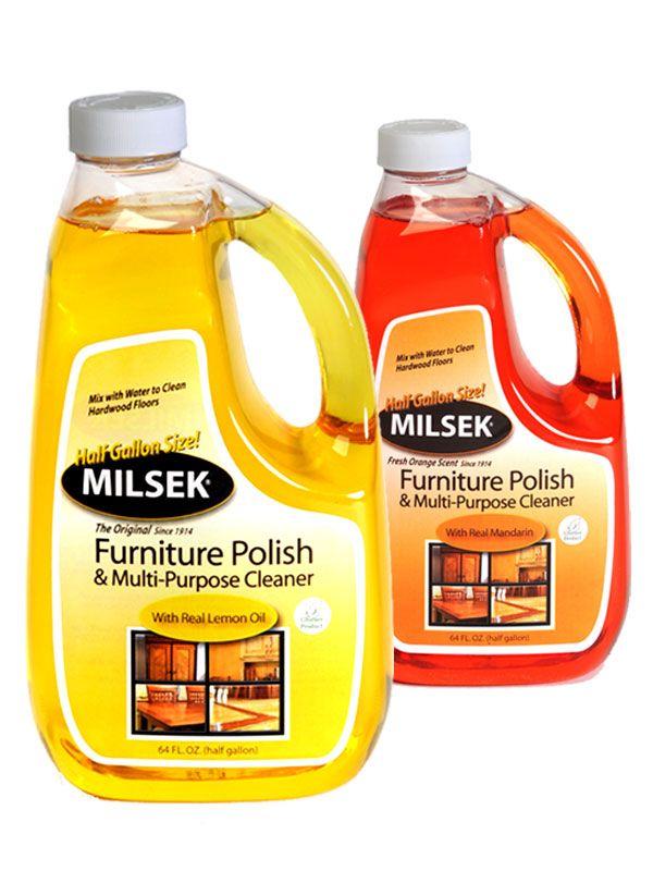 Milsek Furniture Polish Multipurpose Cleaner Cleaners