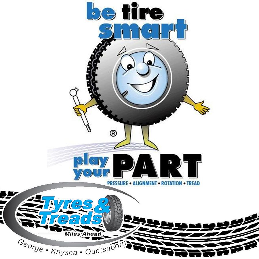 Don't let your tyres let you down, come to Tyres Treads