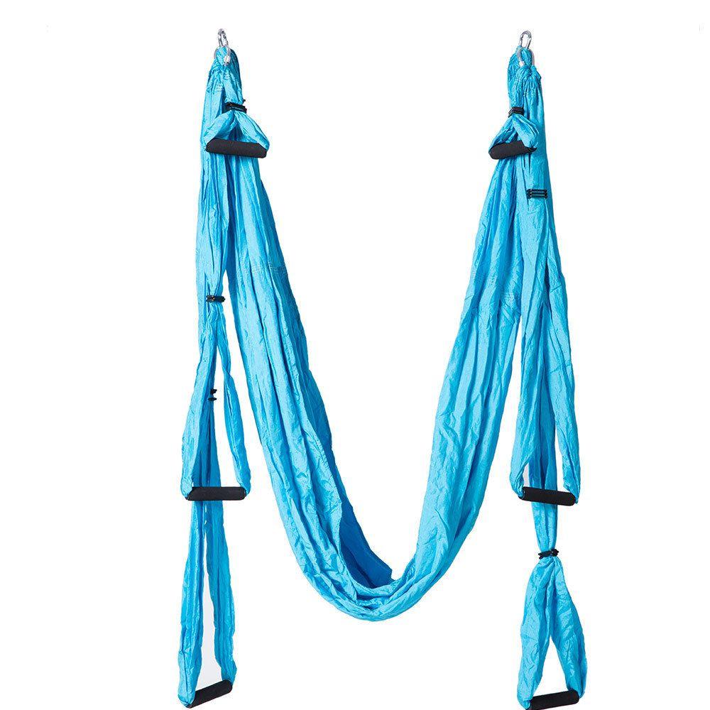 Yoga aéreo balanço voando cadeira de suspensão rede antigravidade