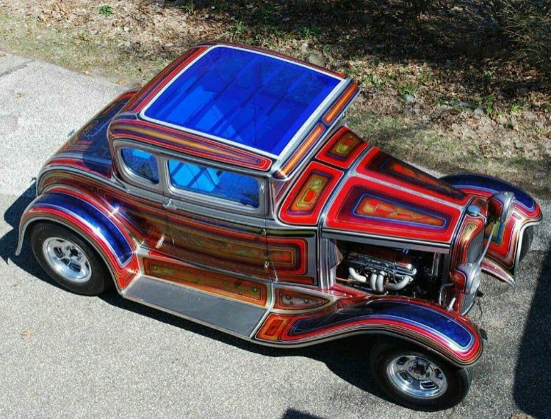 Idea by Alan Braswell on cars 2 Car culture, Hot rods