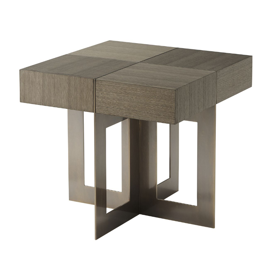 Modern Square Side Table Modern Accent Tables Accent Table Decor Accent Table
