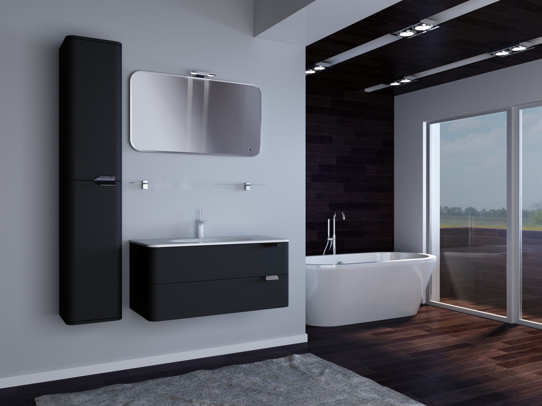Minőségi fürdőszoba bútor