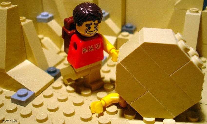 Hours Of The Best Movie Scenes Recreated With Lego - 15 awesome movie scenes recreated with lego