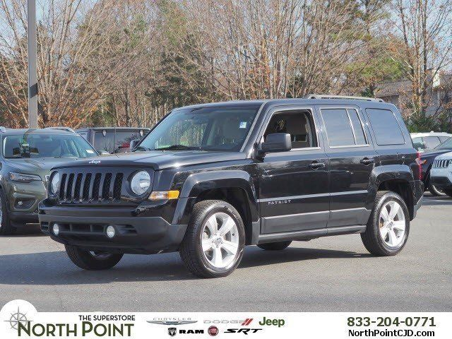 Ebay 2014 Patriot Fwd 4dr Latitude Black Clearcoat Jeep Patriot