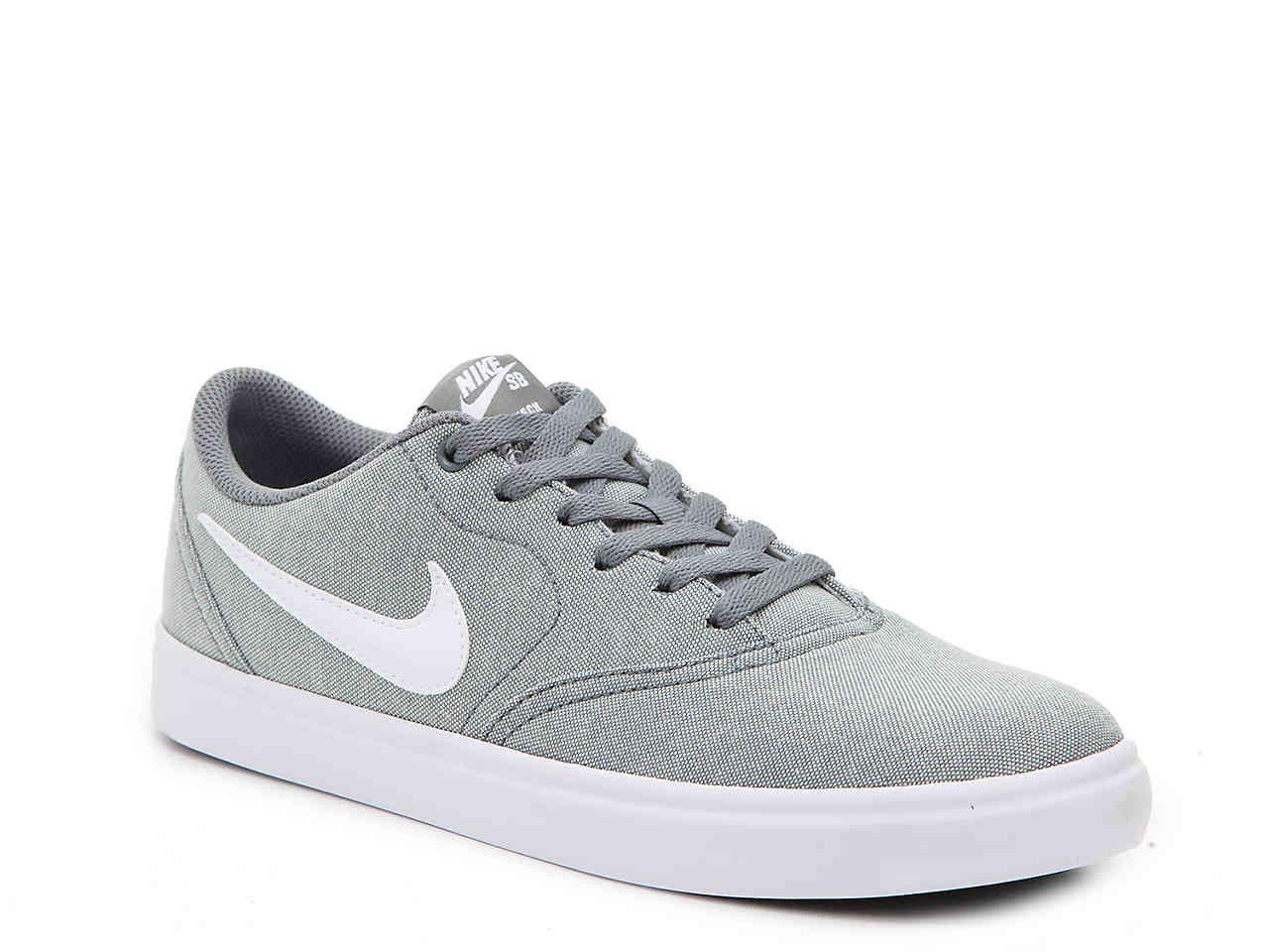 Nike SB Check Solarsoft Sneaker - Men's
