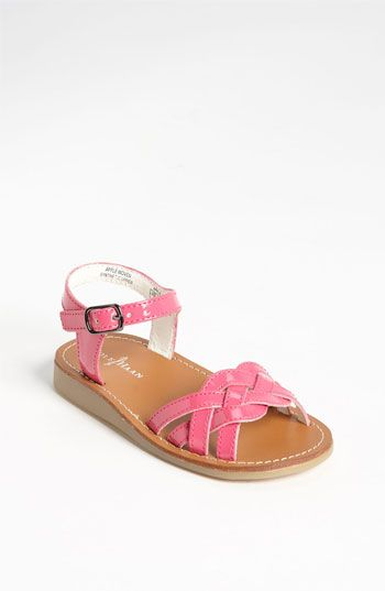 Girl fashion · Cole Haan 'Apple Woven 2' Sandal (Walker & Toddler)  available ...