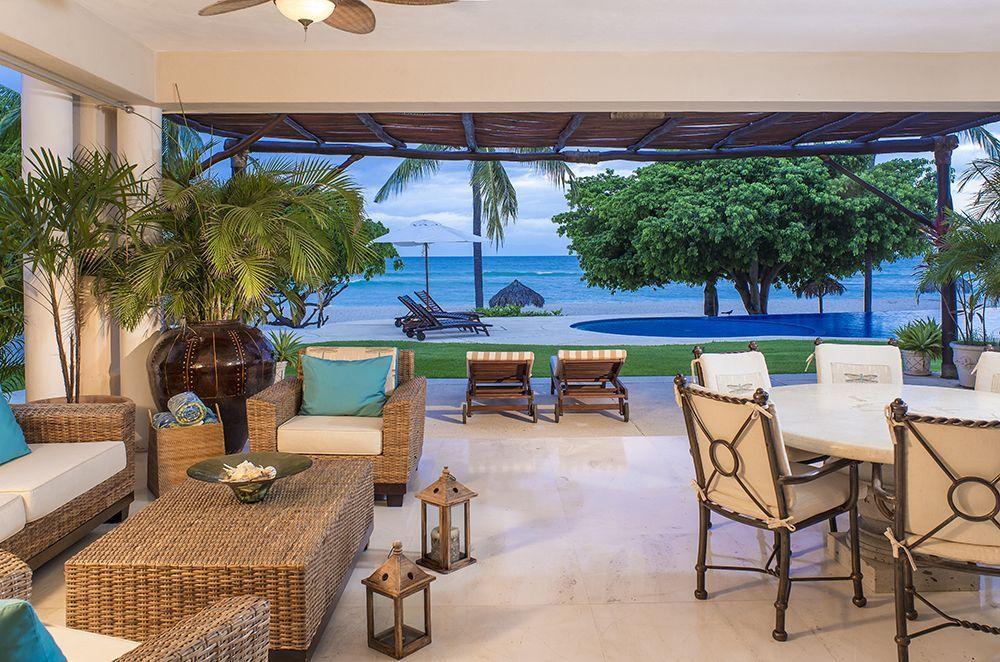 Hacienda De Mita Vacation Rental Vrbo 143147 4 Br Punta De Mita Punta Mita Condo In Mexico Luxury Ground Hawaii Homes Ideal Home Outdoor Furniture Sets
