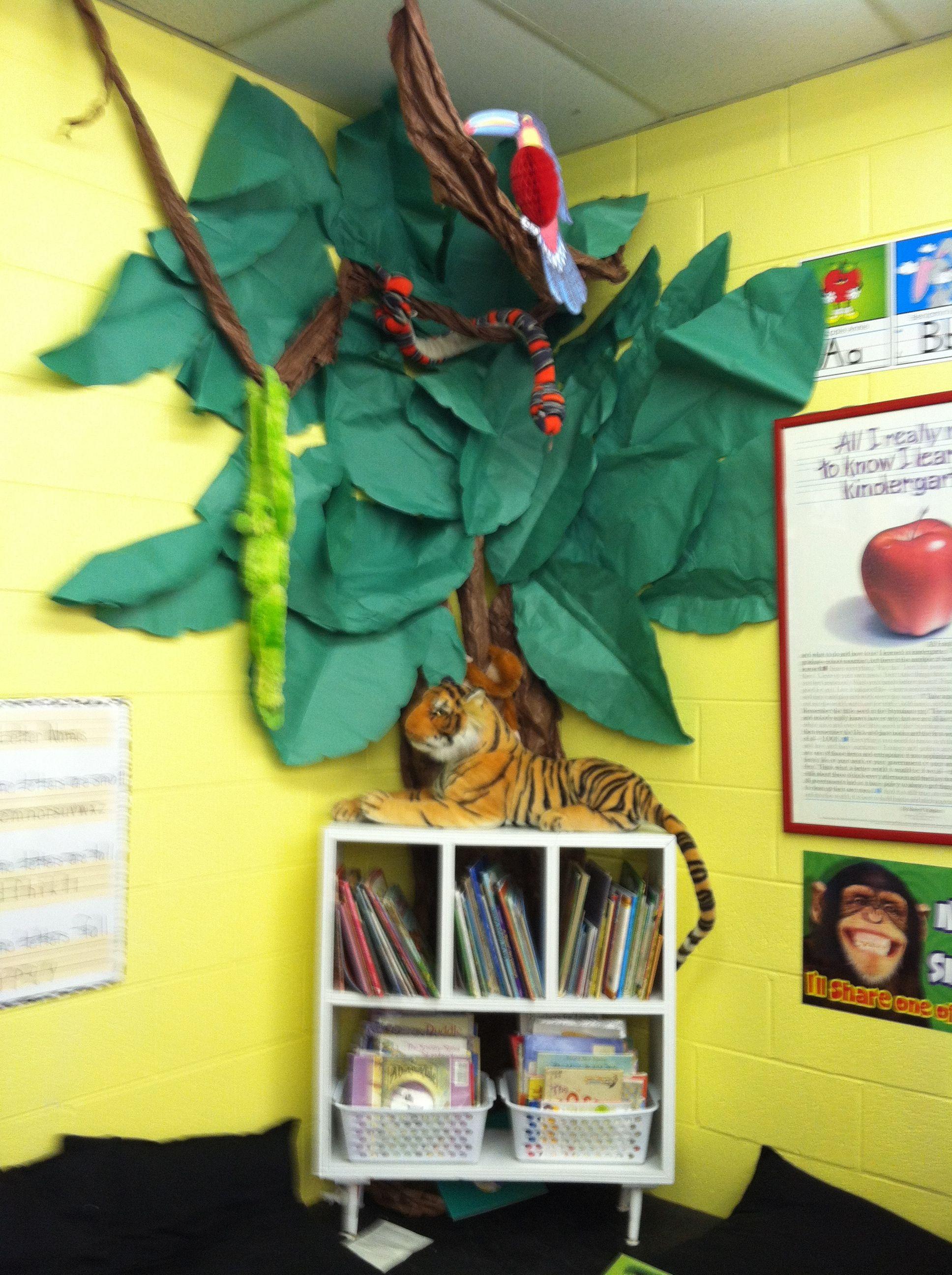Reading Center Purvis K 5