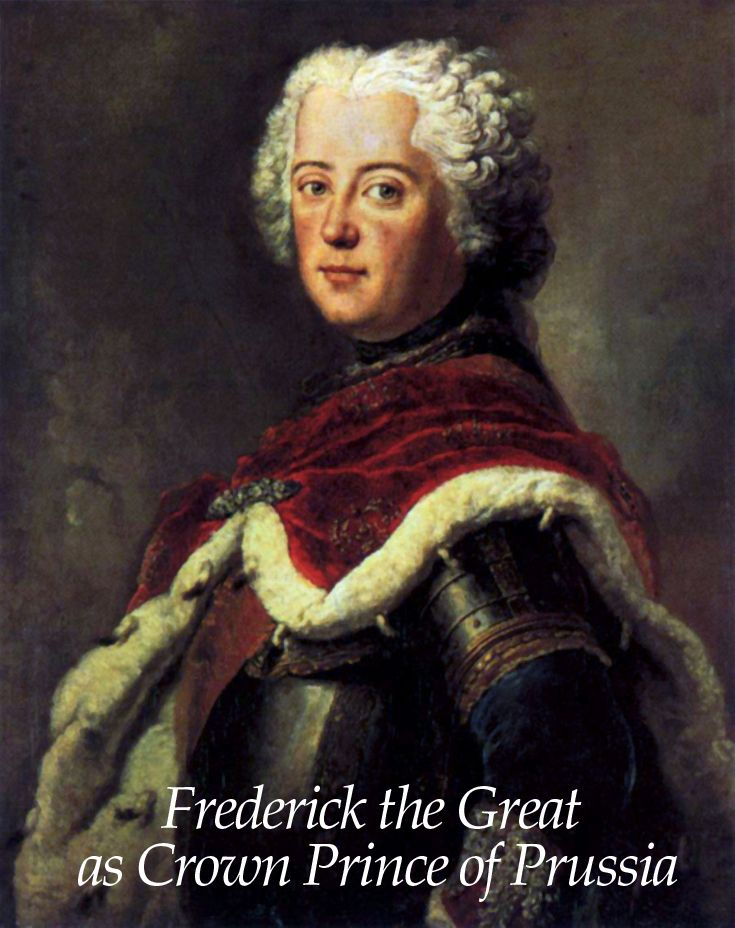 Frederick William I And His Son