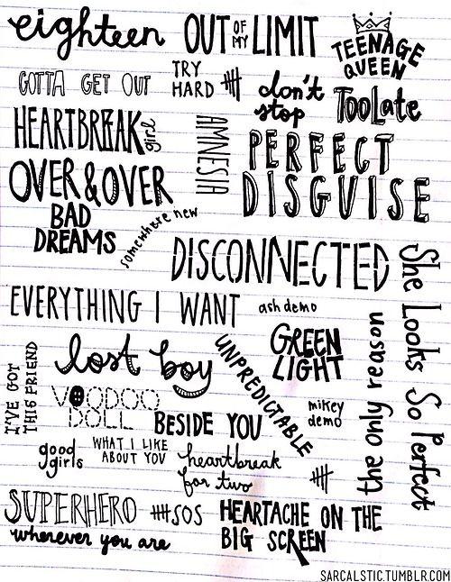 5sos Songs On Pinterest Lyrics Lyrics Amnesia