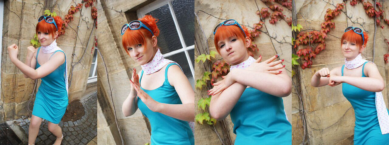 Lucie Wilde Cosplay