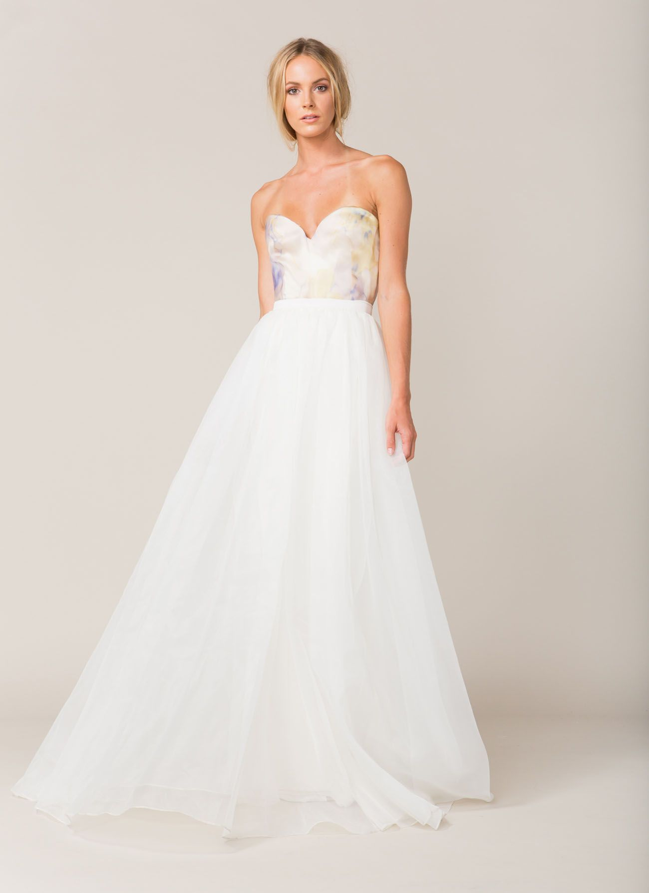 The wedding dress collection from sarah seven wedding