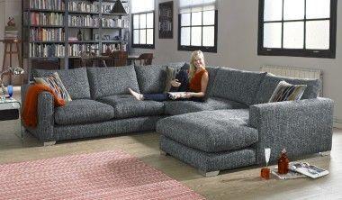 The Majestic At Sofaworks Corner Sofa U Shaped Sofa Living Room Sofa