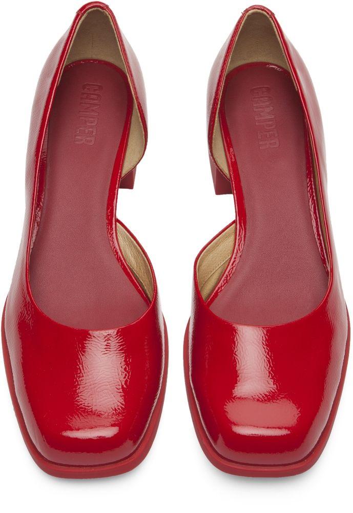 Heels Red 001 Women K200331 Kobo Schoenen Camper waEgqHE