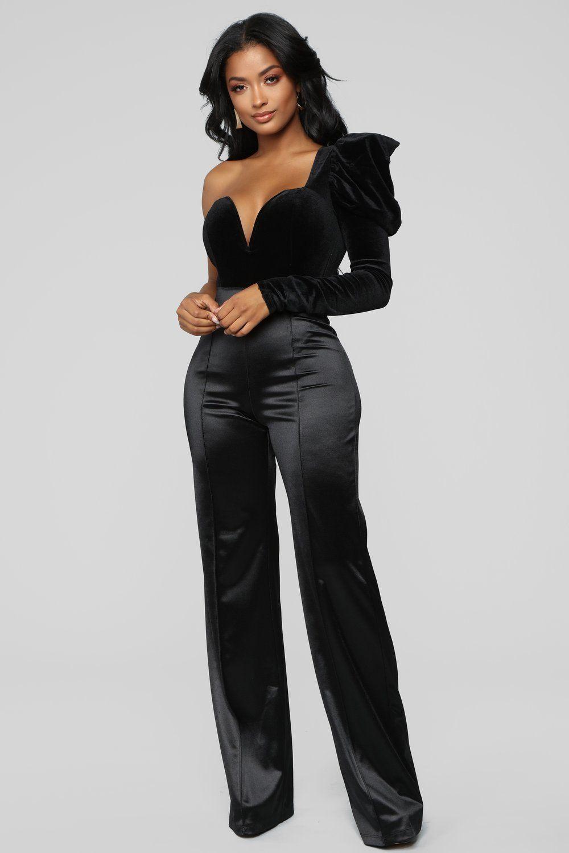 caf8082f9076 Something To Be Said Bodysuit - Black