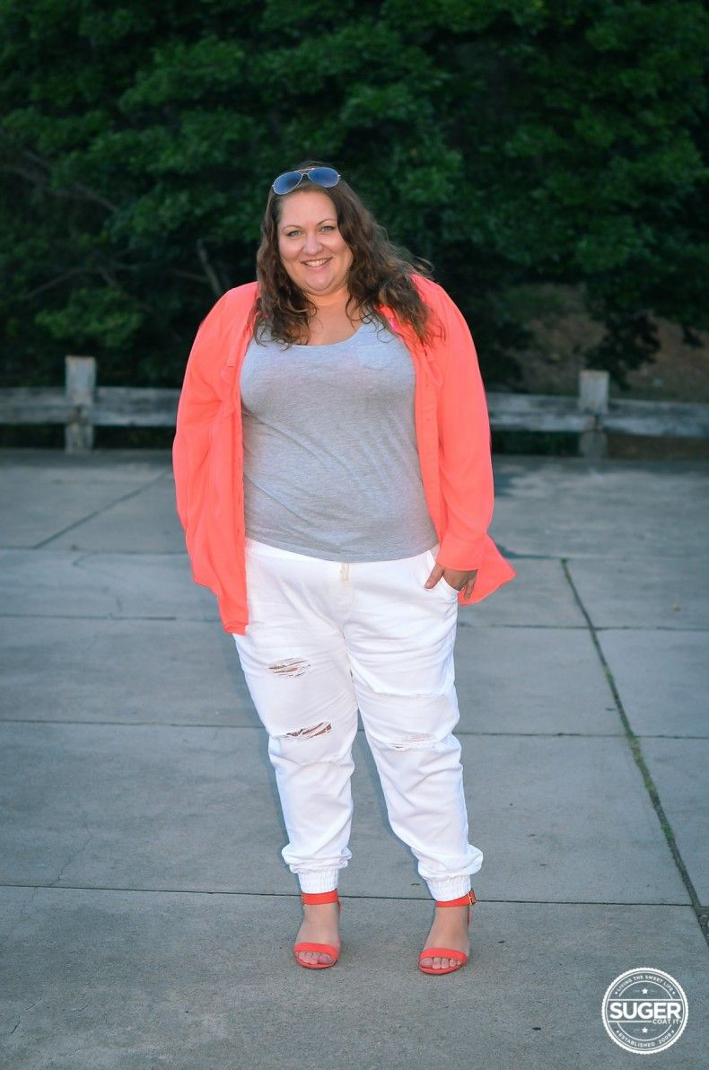 exceptional plus size jogger outfits