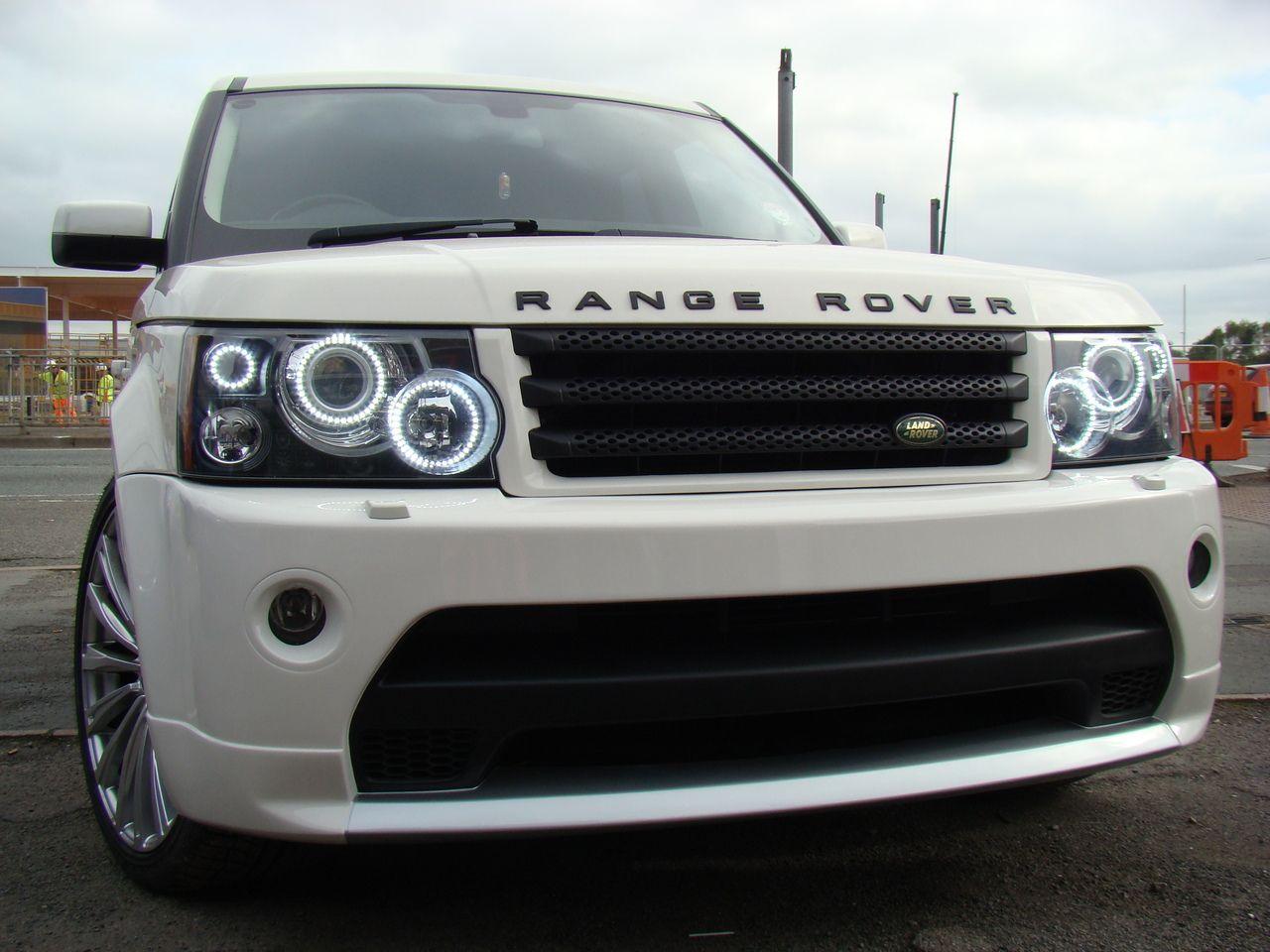 Meduza ltd range rover sport autobiography front bumper 2005 2009 models 349 95