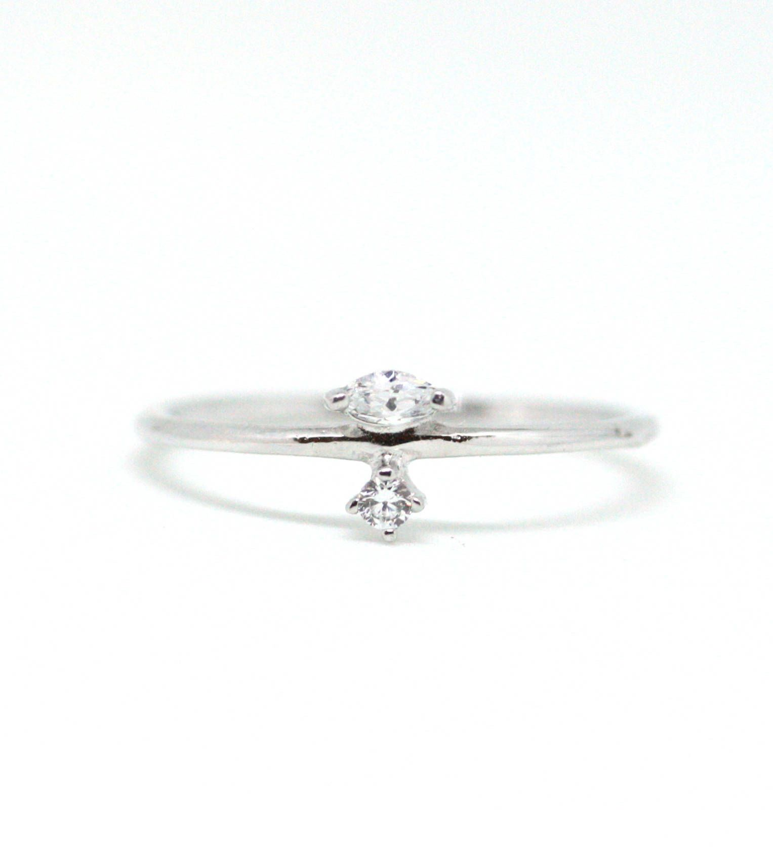 silver rings affordable wedding simple nexus size for diamond gold full engagement women of