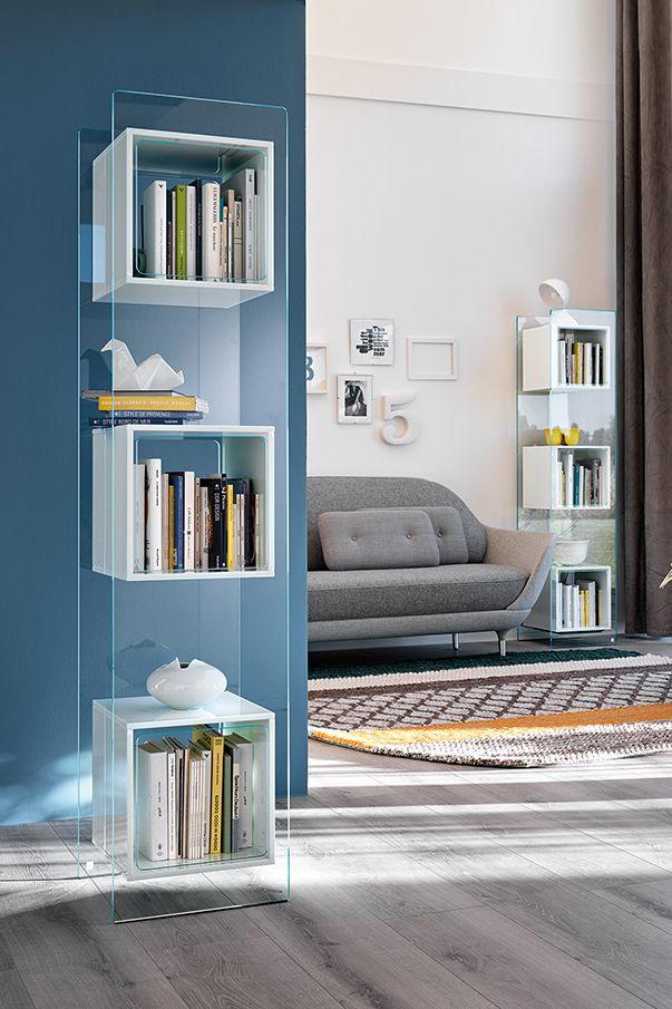 MAGIQUE TOTEM showcase by @fiamitalia_ designed by Studio Klass #fiamitalia #showcase #studioklass #furniture #design #interiordesign #arredamento #homedecor