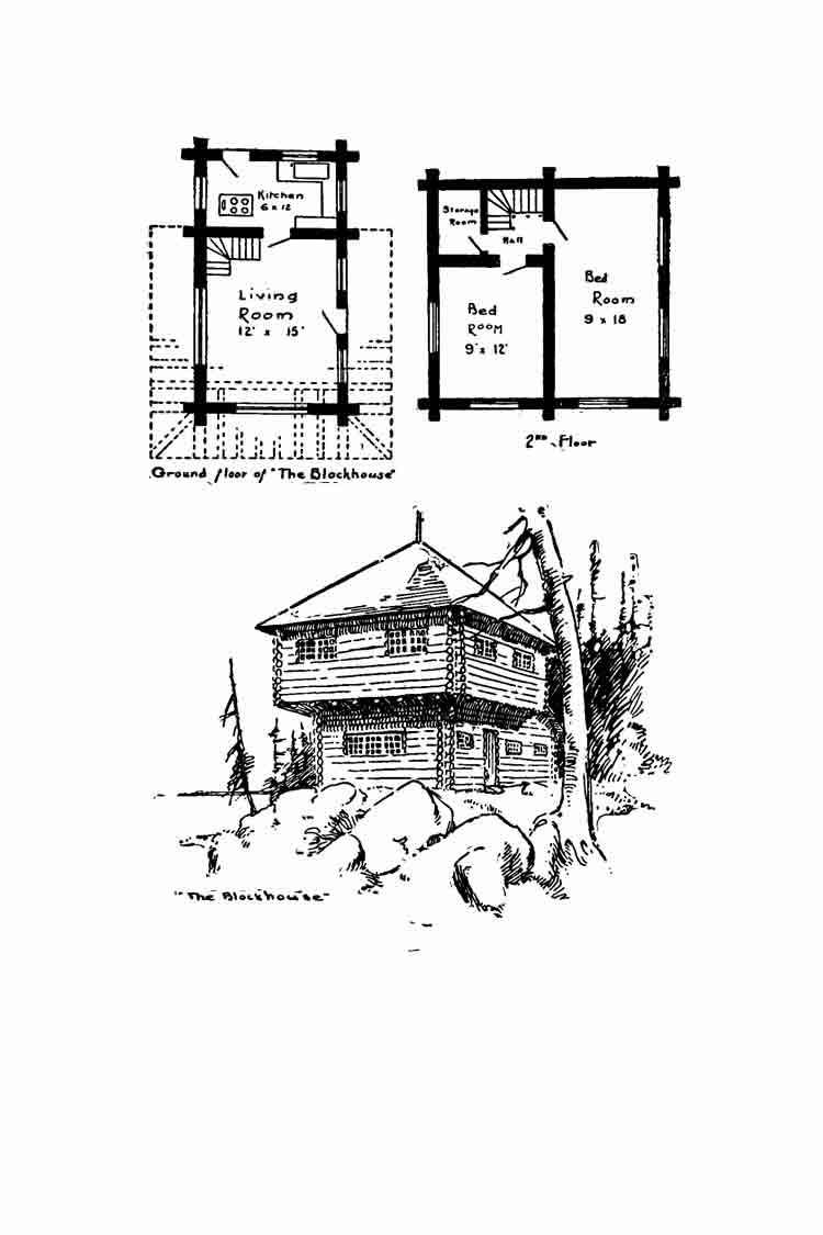 1890s log house interior layout google search - Images House Plans 1890 S