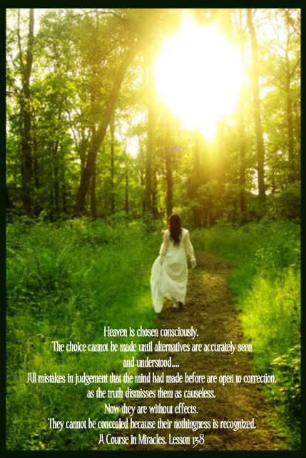 A Course In Miracles Course In Miracles Summer Solstice Litha