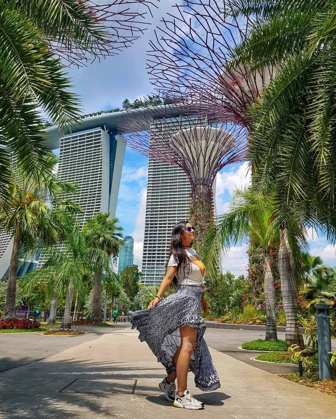 Gardens by the bay Singapur🌳🌵🌾🌿 singapur singapure