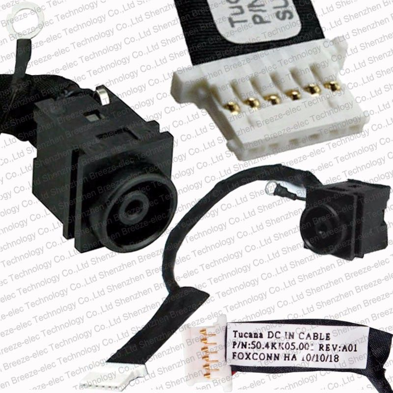 gpib cable wiring diagram original new laptop dc power jack socket cable connector wire for  jack socket cable connector wire