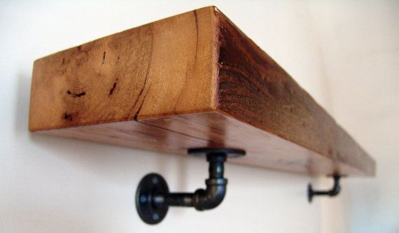 Wood Slab Shelf Add It To Your Favorites To Revisit It