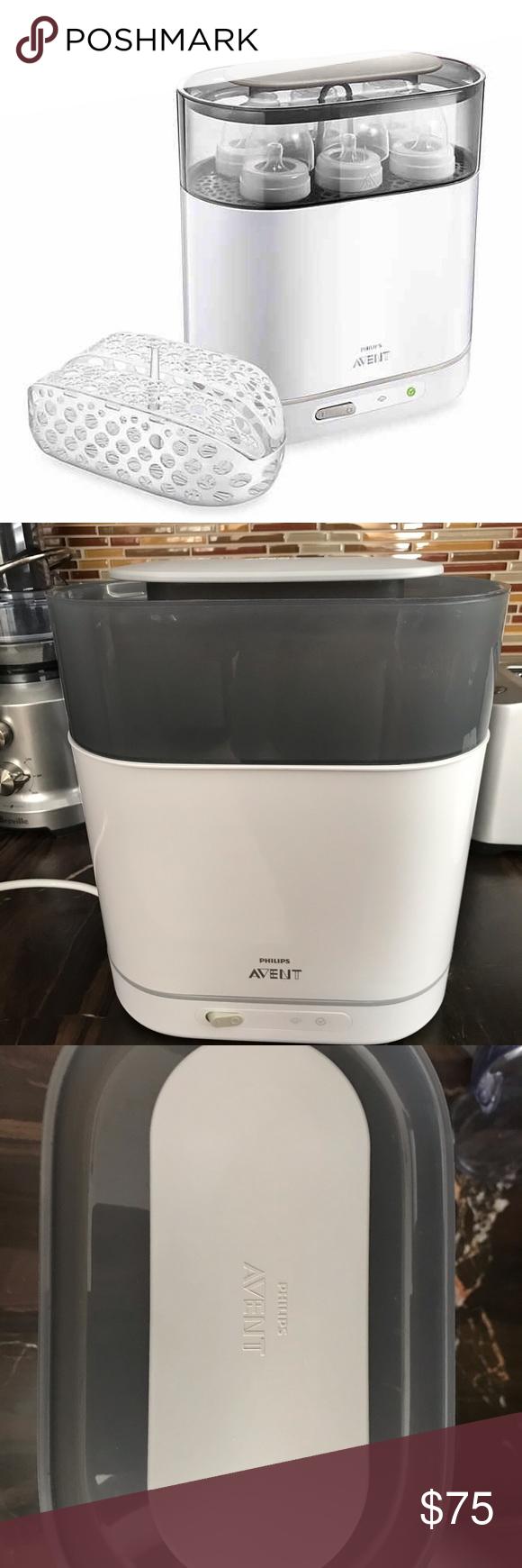 Philips Avent 4 In 1 Steam Sterilizer Dishwasher Basket Philips Avent Philips