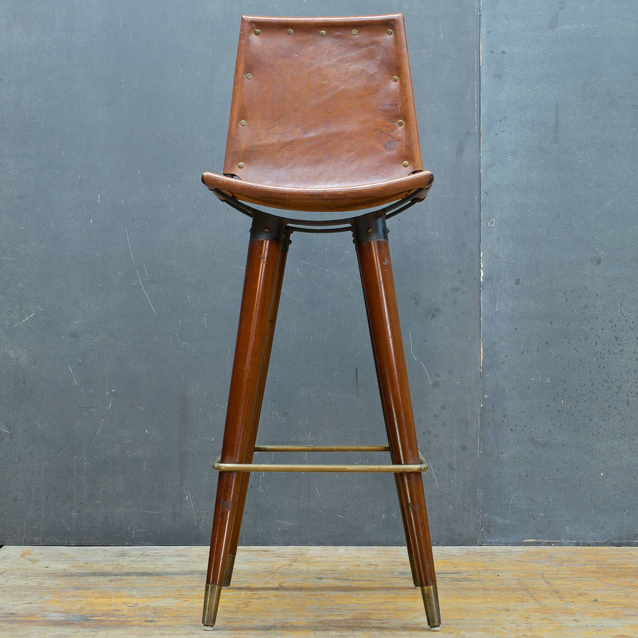 Home Furniture Conscientious Solid Wood Bar Chair Backrest High Stools Home Dining Stool Bar Chair Modern Minimalist High Stool