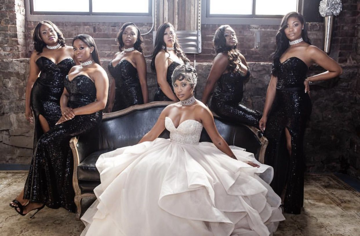 Black bridal bliss u the ultimate online destination for black