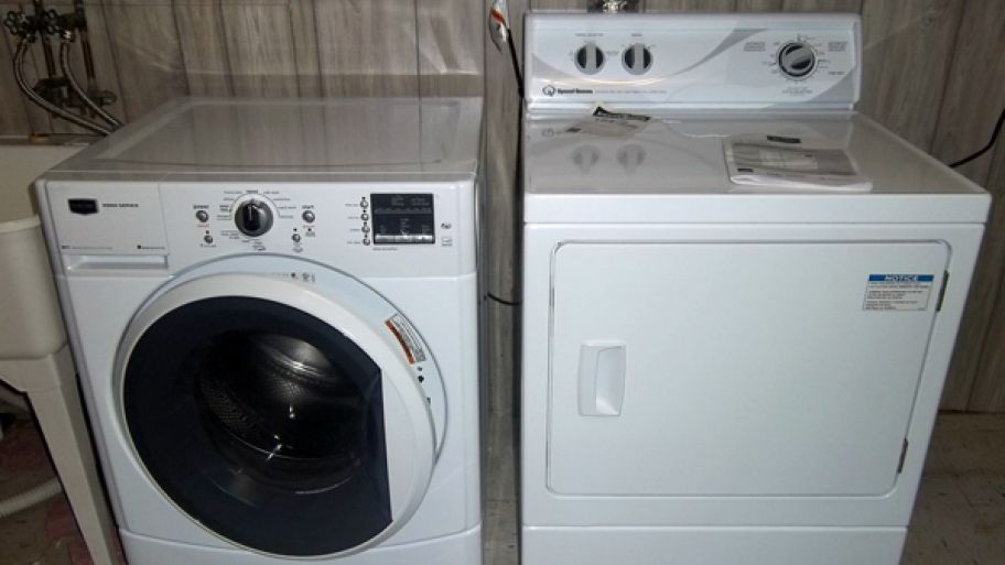 How To Remove Mildew Smells From A Front Load Washer Washer Dryer And Laundry