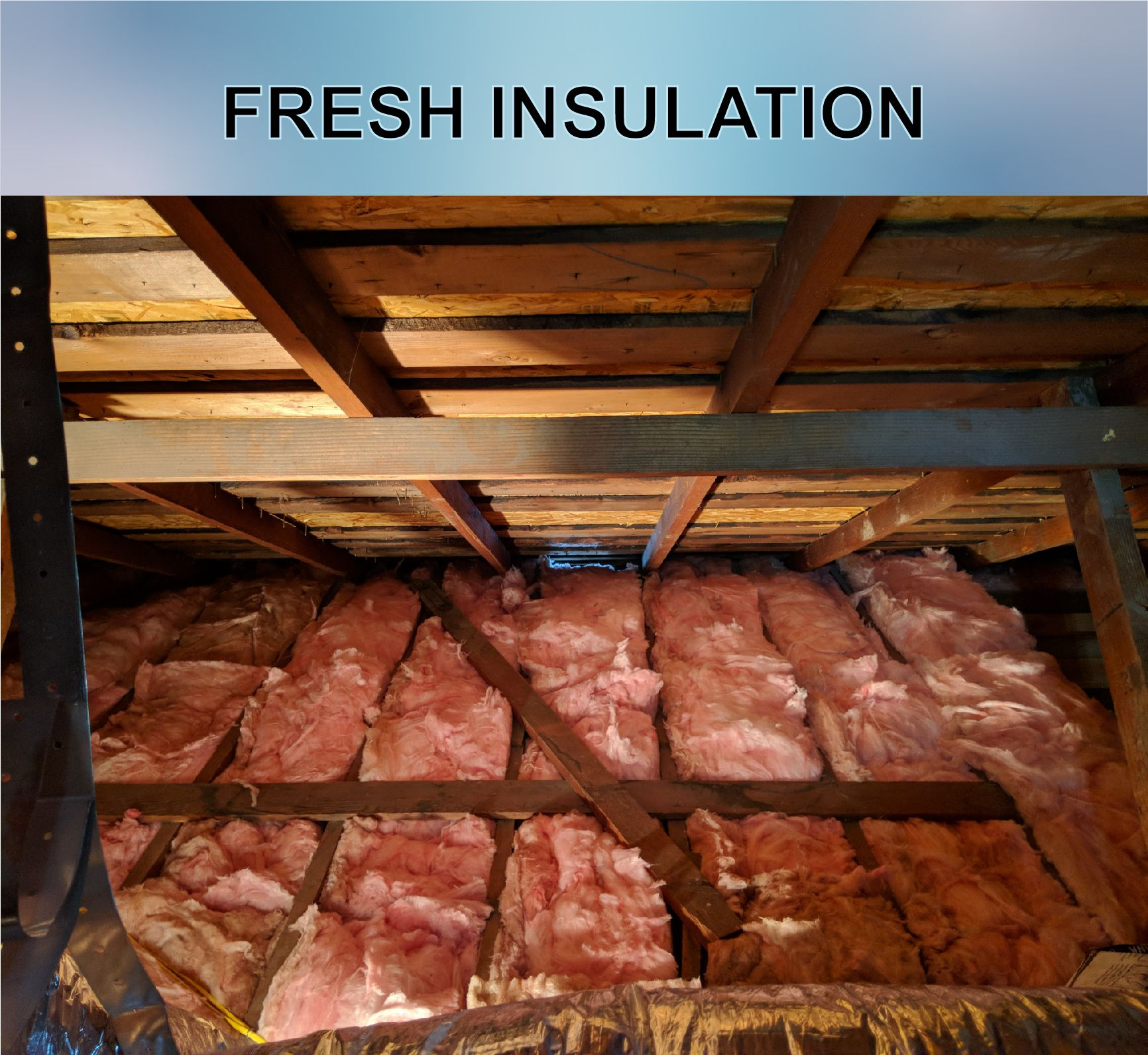 Attic Insulation Types Of Insulation Insulation Loose Fill Insulation