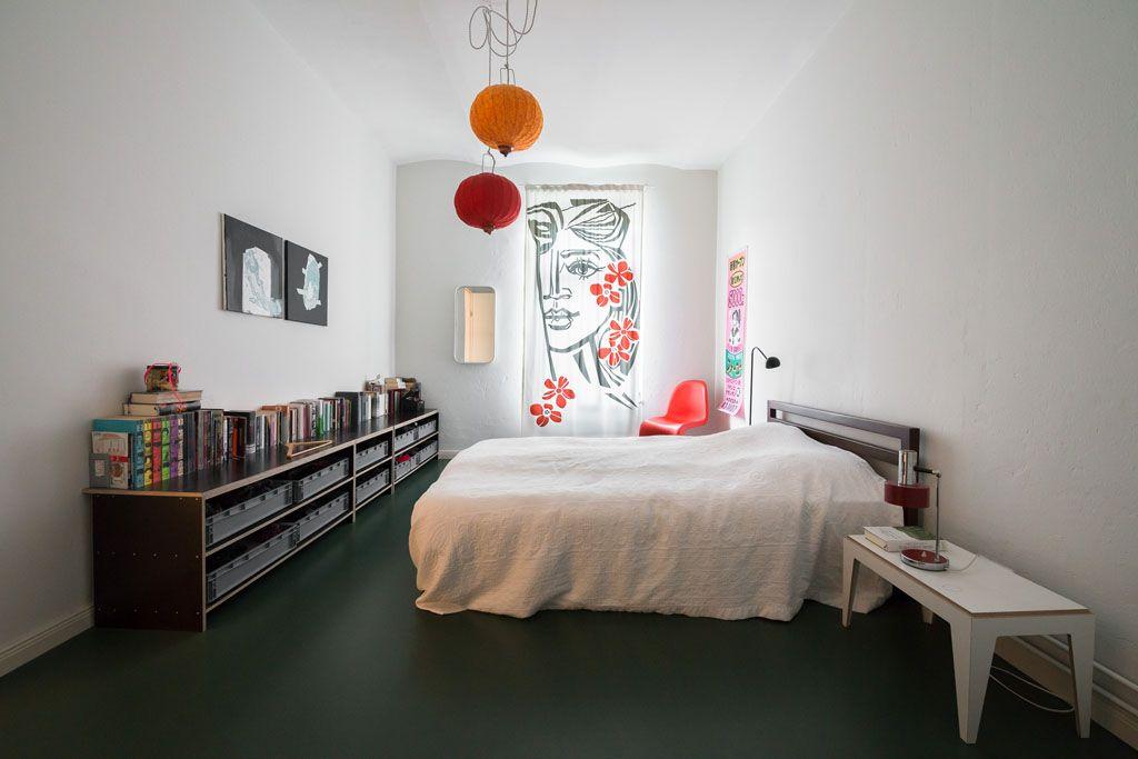 Chambre à berlin | Loft-appartement inspiration | Pinterest ...