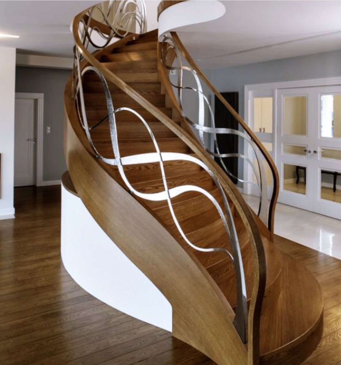 Modern Interior Staircase Materials Photo: Pin By ASHA LATHA On GRILL DESIGNS